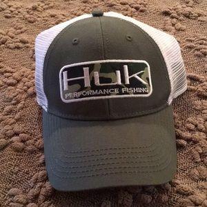 Huk Performance Fishing Hat Cap Head Wear